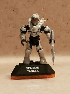 HALO MEGA BLOKS UNSC GOLD SPARTAN GRENADIER JORGE NOBLE TEAM MINI FIGURE 96981