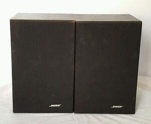 bose bookshelf speakers. image is loading bose-model-21-stereo-bookshelf-speakers-monitors-pair- bose bookshelf speakers