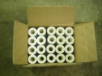 1 Case Of White Labels For Garvey 18-6,18-7, 1 Line Price Labelers