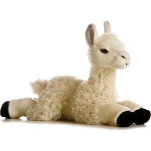 12-034-Flopsie-Llama-Soft-Toy-Aurora-Teddy-12inch-New