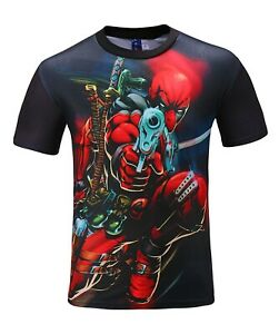 Deadpool-Gun-T-Shirt-All-Over-3d-Imprime-Super-heros-Deadpool-t-shirt