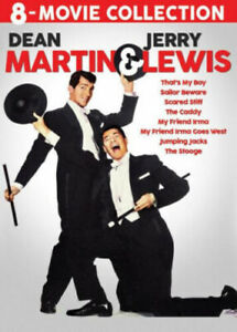 Dean Martin & Jerry Lewis: 8-Movie Collection [New DVD] Boxed Set, Dolby, Subt