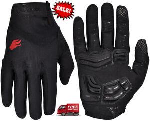 Mountain Bike Bicycling Cycling Full Finger Gloves Best Men Women Specialized XL