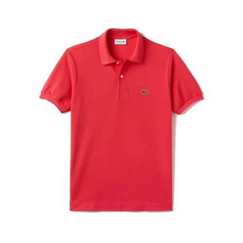New Lacoste Polo Shirt Classic Fit Mens T Shirt by Lacoste L1212 NEW