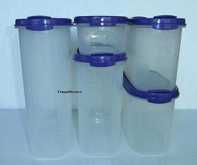 Tupperware Eidgenossen - Set  (5)  Blau