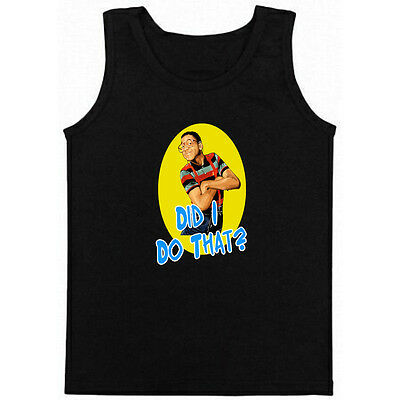 """Steve Urkel Family Matters """"Did I Do That?"""" shirt TANK TOP"""