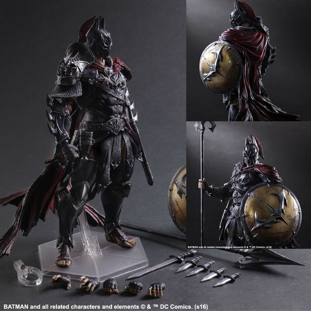 Play Kai Batuomo Dark  Knight Timeless Spartan Warrior azione cifra bambola  i nuovi stili più caldi