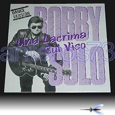 """BOBBY SOLO """"UNA LACRIMA SUL VISO DANCE VRS"""" 12 ITALO"""