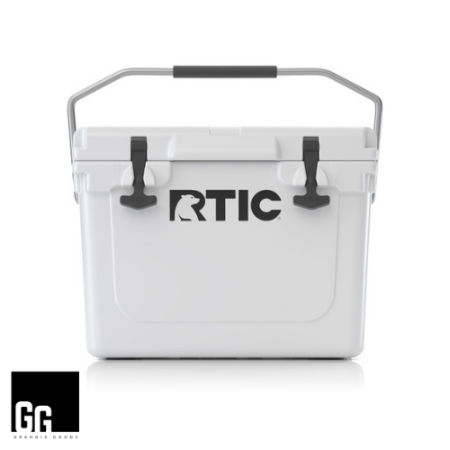 nouveau RTIC Coolers—Multiple Tailles—blanc Insulated Ice Chest—Super Fast Shipping