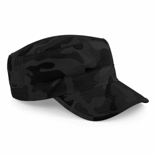 Mens Womens Camouflage Army Hat Camo Military Cadet Combat Fishing Baseball Cap