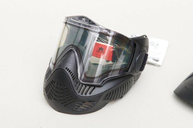 Valken Annex MI-7 Paintball & Airsoft Goggle Mask Black New Sly