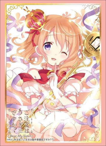 Cocoa Card Game Character Sleeves HG Vol.1474 Gochiusa Is the Order a Rabbit