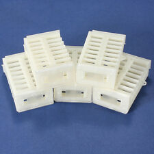 10pcs Functional Queen Cage Bee Match Box Moving Catcher Cage Beekeepingdr