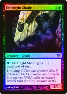 Evernight Shade FOIL Avacyn Restored NM-M Black Uncommon MAGIC MTG CARD ABUGames