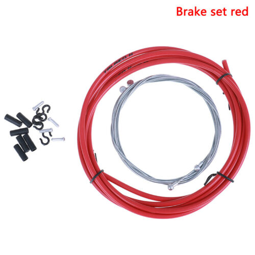 Universal Brake//Shift Gear Cable/&Housing Group Sets For Road Bike Road Bicycle