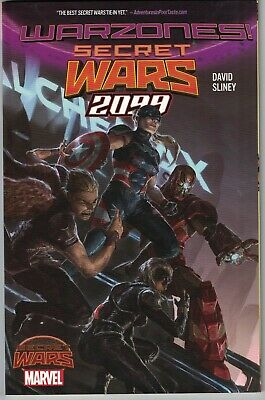 Maestro FUTURE IMPERFECT WARZONES #1 TPB TRADE PAPER BACK MARVEL 128 pg $18 SRP