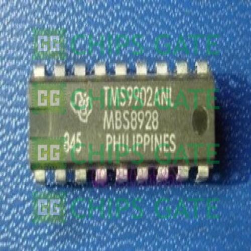 9PCS Controller IC TI DIP-18 TMS9902ANL TMS9902A