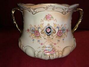 Antique-Fielding-Crown-Royal-Devon-Vase