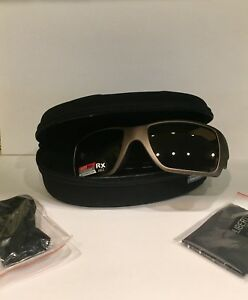 5c986c24a2 Liberty Sport Black Sunglasses Rx Able brown with Liberty Sport Case ...
