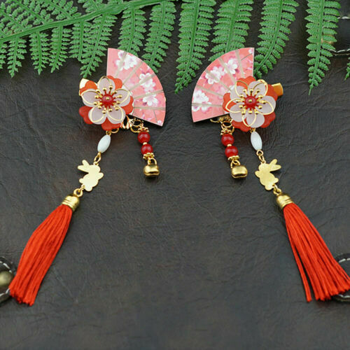 Accessories Hairpin Tassel Clip Girl Hair Pin Chinese Handcraft Ancient Cute For