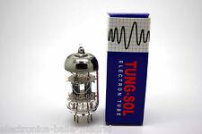 NEW REISUEE TUNG SOL 12AX7 - ECC83 PREAMP VACUUM TUBE TUBES - VALVULA DE VACIO