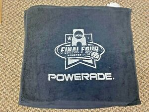 Brand-New-2016-NCAA-Final-Four-Black-Rally-Towel-from-Houston-TX-MINT