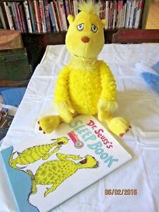 Snoozapalooza Plush Dr Seuss Sleep Book Kohls Cares Stuffed Animal