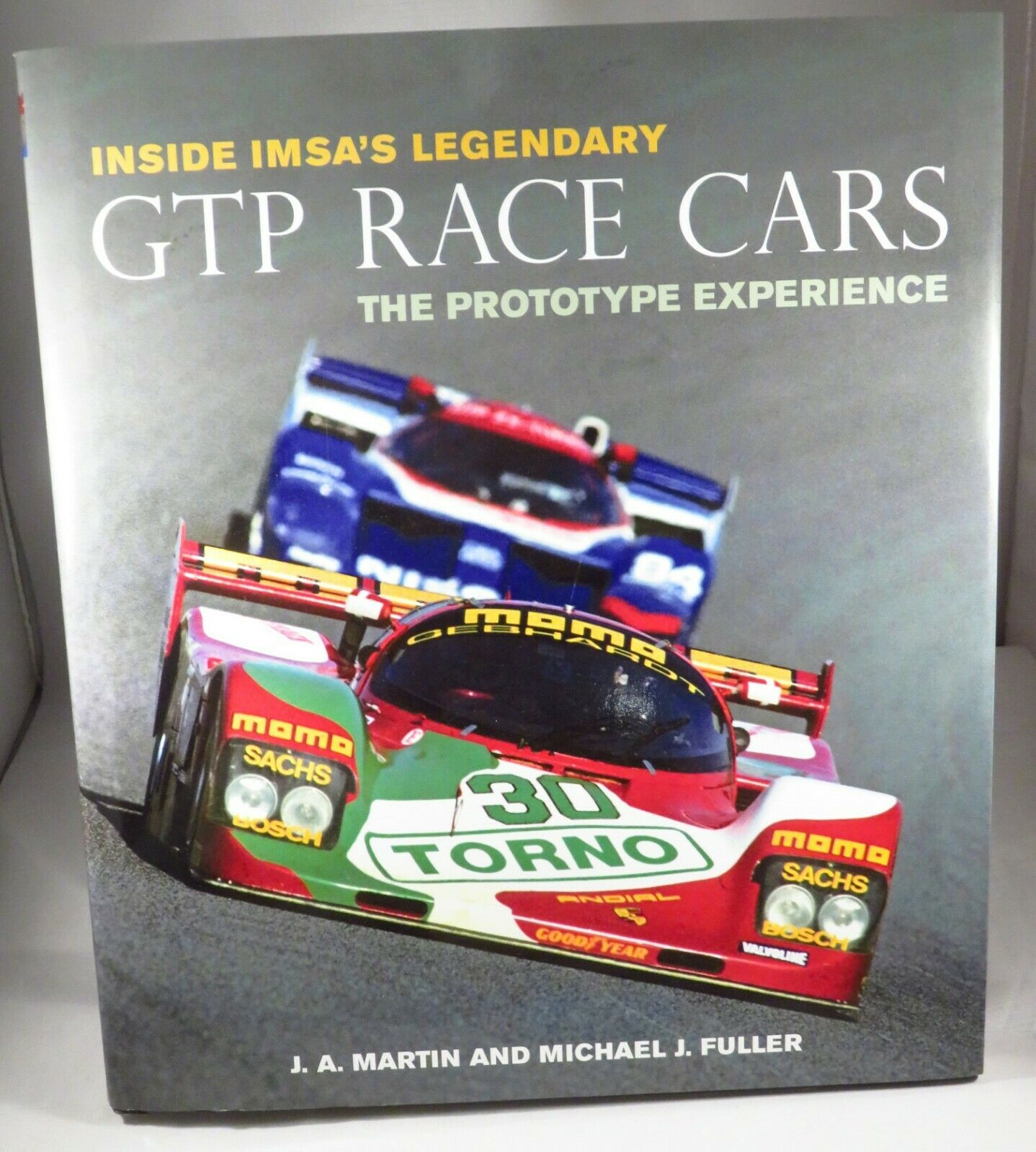 Inside IMSA'S Legendary GTP RACE voitureS The  Prougeotype Experience 2008 rare book  bon shopping