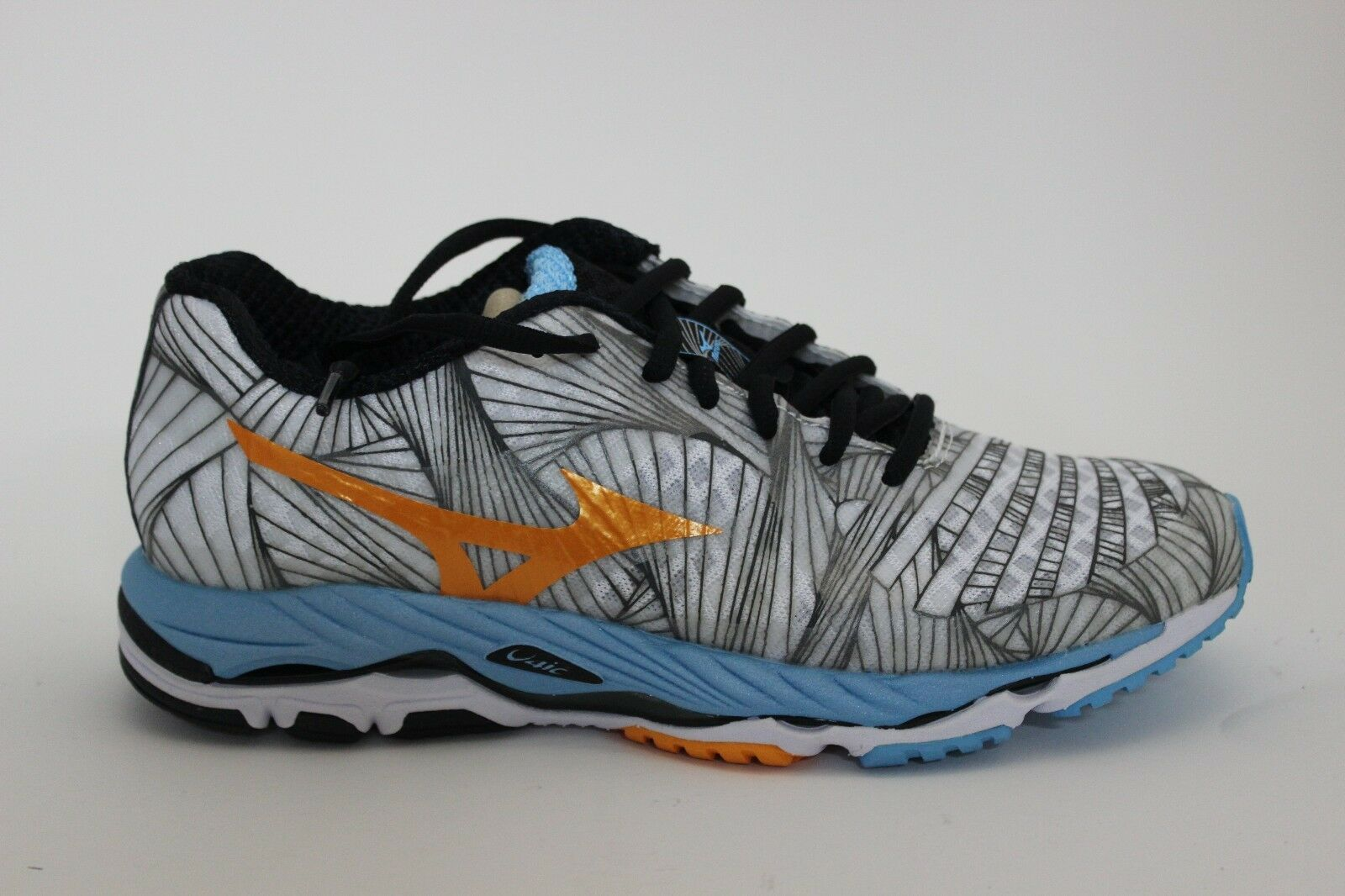 Women's Mizuno Wave Paradox Running shoes White orange bluee  410580.008N New     factory direct sales