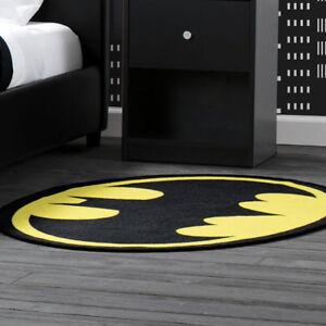 Image Is Loading Delta Children Dc Comics Batman Soft Black Yellow