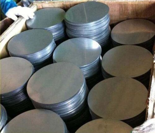 "1/"" Steel Plate Round Circle Disc 12/"" Diameter A36 Steel"