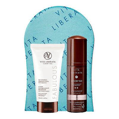 Vita Liberata Bronze Basics Kit. Sealed Fresh