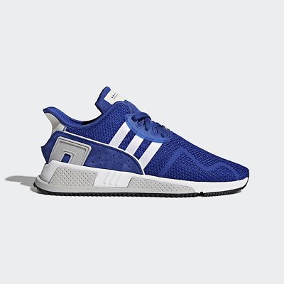 Adidas EQT Cushion ADV Collegiate Royal Blue White Grey Black CQ2380 Size 4 12