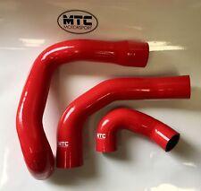 MTC MOTORSPORT FORD FOCUS ST250 INTERCOOLER BOOST HOSE KIT RED