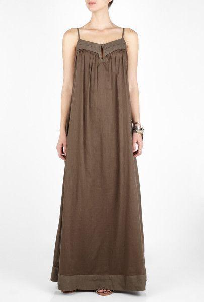 Day Birger et Mikkelsen Full Length Maxi Dress Größe  Extra Small