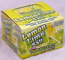 Twangerz Snack Topping Lemon-lime Salt 200 1g Packets (pack of 2)