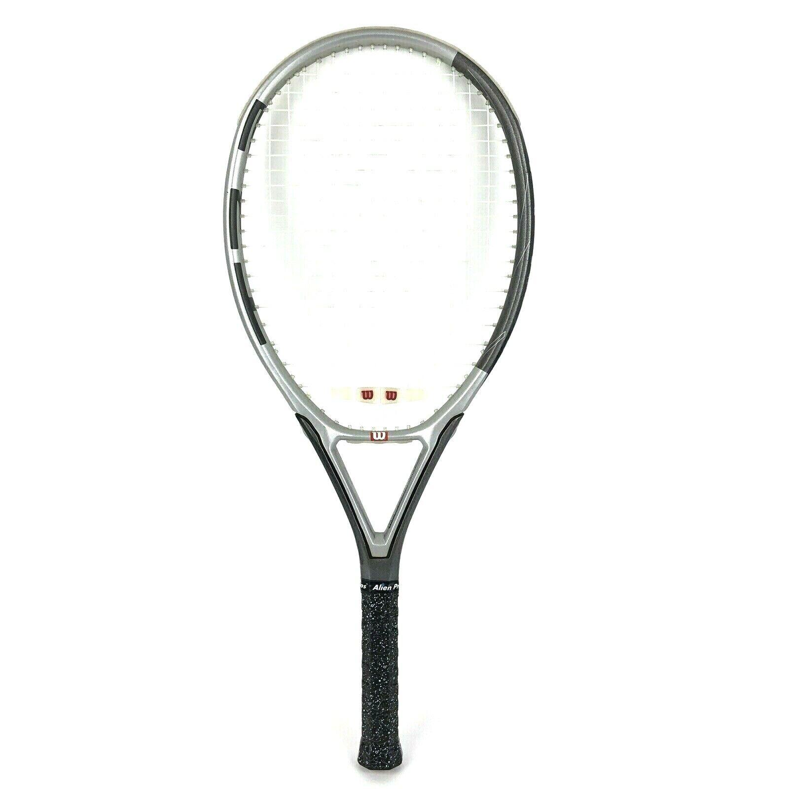 Wilson Triad Hammer 3.2 OverGröße 115 New 4 1 2 grip Tennis Racquet