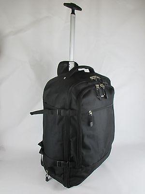 ryanair 55x40x20 flight cabin bag handluggage trolley rucksack backpack wheels