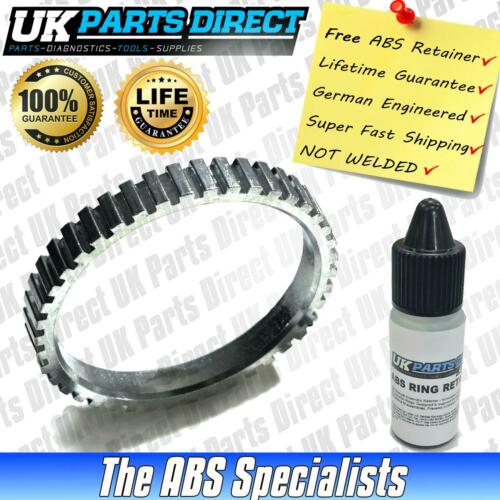 1987-1998 Alfa Romeo 164 ABS Reluctor Ring Front *FREE RETAINER*