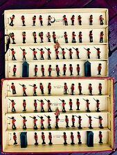 BRITAINS CHANGING OF THE GUARD  SET # 1555 , 83 pcs- BOXED - 100% original