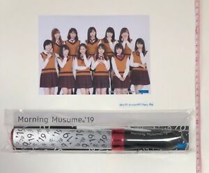 Morning-Musume-19-Penlight-Hoja-Primavera-Tour-Version-amp-Foto-Narabi-Japon-Idol