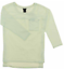 NEW-Calvin-Klein-Womens-3-4-Sleeve-Sweater-Shirt-With-Pocket-VARIETY-SZ-CA14 thumbnail 4