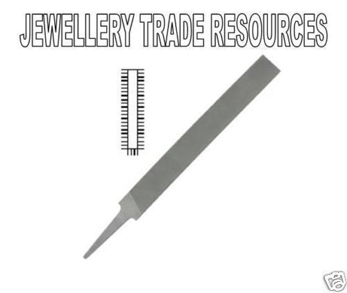 Joyeros Hecho en Suiza archivo de mano plano 150 mm Corte 00 fabricación de joyas