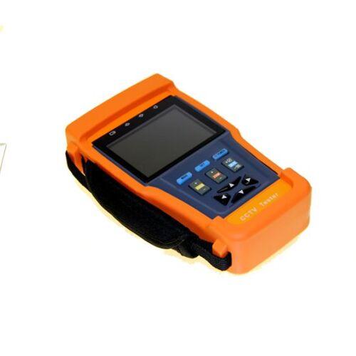 "3.5/"" LCD Monitor CCTV Secuirty Camera Video Audio PTZ UTP CCTV Tester 12V Output"