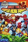 Meet the Super Hero Squad! (2010, Paperback)