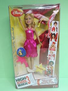 Sharpay : Poupée High School Musical 3 Disney Mattel Style Barbie Doll Activation De La Circulation Sanguine Et Renforcement Des Nerfs Et Des Os