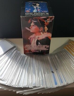 Final Fantasy TCG Booster Fresh Opus 8 VIII Nacht 8-078L
