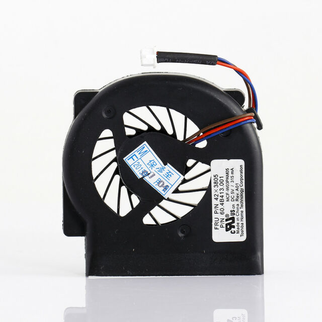 Computer CPU Cooling Fan for Lenovo ThinkPad X60 X61 series Toshiba product BS