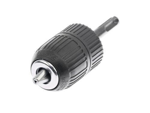 Bohrfutter Schnellspann SDS-PLUS Spannfutter 2-13 mm Bohrmaschinen Bohrkopf