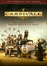 Carnivale - The Complete First Season (DVD, 2014, 4-Disc Set) NEW/SEALED